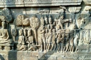 relief of borobudur