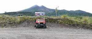 Mount Merapi Jeep Adventure