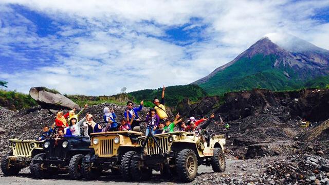 Merapi Lava Tour Package